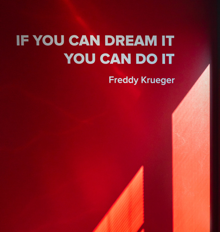 if you can dream it you can do it - freddy krueger